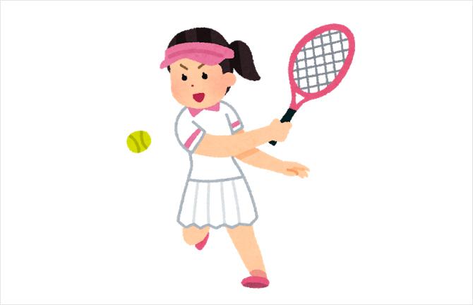 硬式テニス教室レディースB・C級